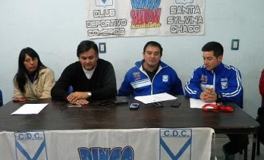 Comercio tiene nuevo Entrenador de básquetbol, se trata de Jose Podscok