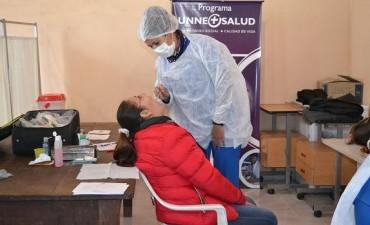 Más de cien pacientes, con problemas en sus piezas dentarias fueron atendidos por odontólogos de la UNNE de Corrientes.-